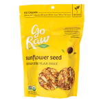 Go Raw: Sprouted Flax Snax - Sunflower Seed (3 oz Bag(s))