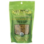 High Mowing Organic Seeds: Sprouting Seeds Ancient Eastern Blend (4 oz Pkts)