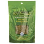 High Mowing Organic Seeds: Sprouting Seeds Sandwich Booster Mix (3 oz Pkts)