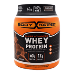Body Fortress: Super Advanced Whey Protein - Chocolate (2 lbs Pwdr)