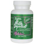 Malabar: Super Milk Digestant - Double Strength (250 Tabs)