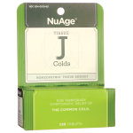 NuAge: Tissue J Colds (125 Tabs)