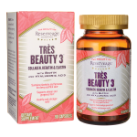Reserveage Nutrition: Tres Beauty 3 with Biotin and Hyaluronic Acid (90 Caps)