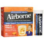 Airborne: Triple Pack Effervescent Zesty Orange (30 Tabs)