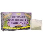 Only Natural: Ultimate Acai Dieter's & Cleansing Tea (24 Bag(s))