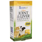 Nutralife Health Products: Ultra Joint & Liver Support - Cats and Small Dogs (100 mg 30 Tabs)