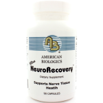 American Biologics: Ultra NeuroRecovery (90 Caps)