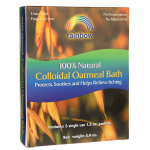 Rainbow Research: Unscented Colloidal Oatmeal Bath (3 Pkts)