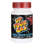 House of David: Up Your Gas Herbal Energy Blaster (30 Tabs)
