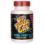 House of David: Up Your Gas Herbal Energy Blaster (60 Tabs)
