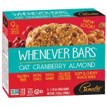 Pamela's Products: Whenever Bars - Oat Cranberry Almond (5 Bar(s))
