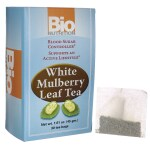 Bio Nutrition: White Mulberry Leaf Tea (30 Bag(s))