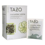 Tazo Tea: White Tea - Cucumber White (20 Bag(s))